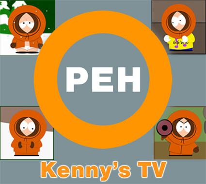 Карикатура: Они убили Кенни!