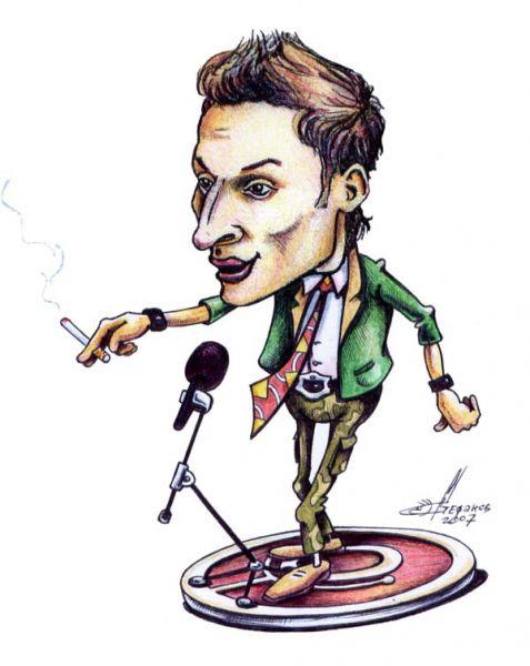 Карикатура: Павел Воля, Алексей Стефанов