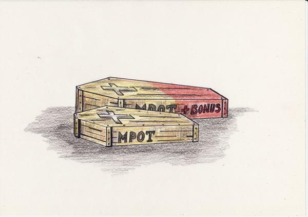Карикатура: Новый МРОТ, Владимир