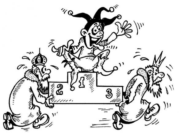 Карикатура, Юрий Кумыков