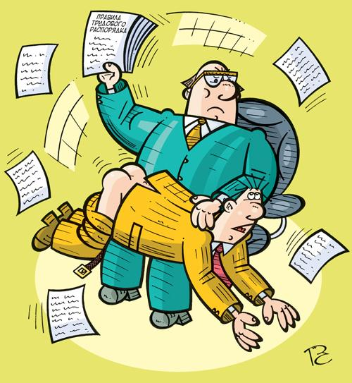 Карикатура, Сергей Репьев