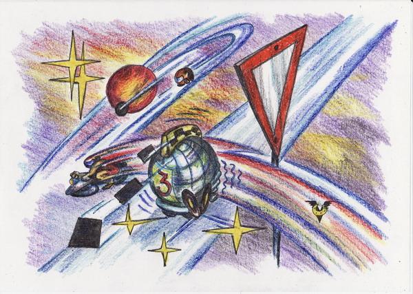 Карикатура: Псих ненормальный, Владимир Уваров