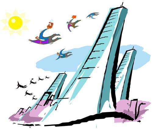 Карикатура: Кризис, Глеб Андросов