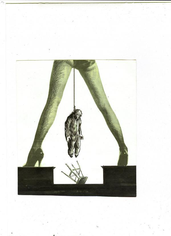 Карикатура: Чтобы любить эти ноги нужен белый кадиллак, Бауржан Избасаров