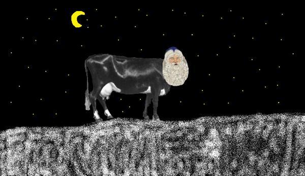 Карикатура: Год Быка, EVS