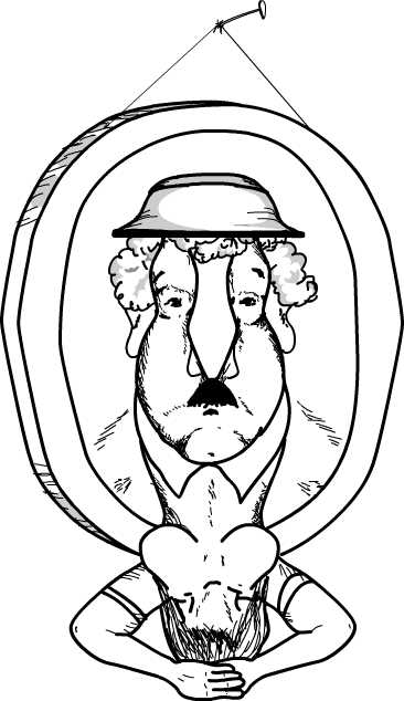 Карикатура: Man-Woman, Andrey Piskaryov