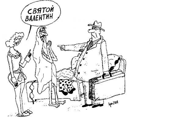 Карикатура, Юрий Румянцев