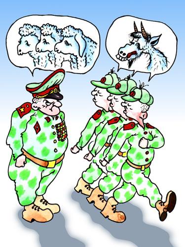 Карикатура: no name, Игорь Ревякин