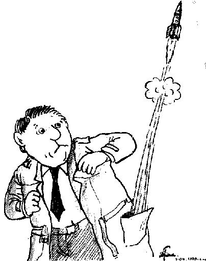 Карикатура, Александр Барыбин