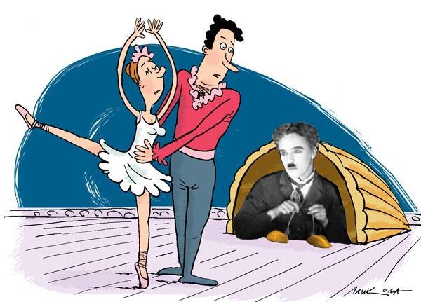 Карикатура, Микола