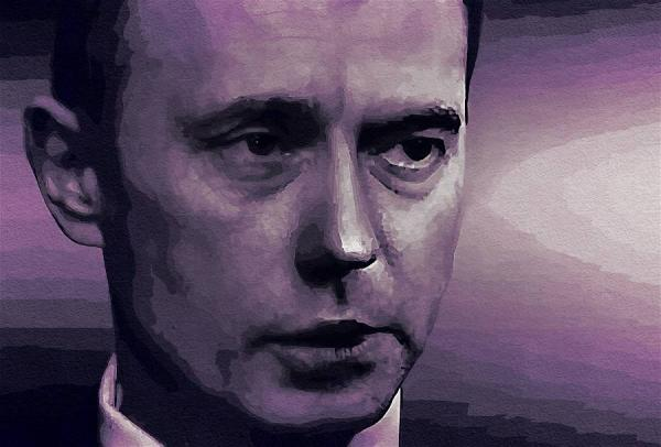 Карикатура: Два в одном, Александр Ожогин