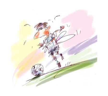 Карикатура: АРШАВИН пчелк!!!!, Iofik