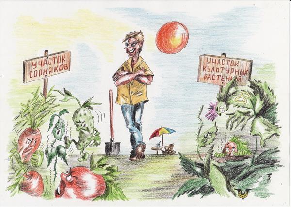 Карикатура: Дух противоречия, Владимир Уваров
