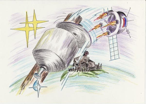 Карикатура: Парадокс, Владимир Уваров