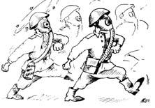 Карикатура: Таксикоман, Николай Рачков