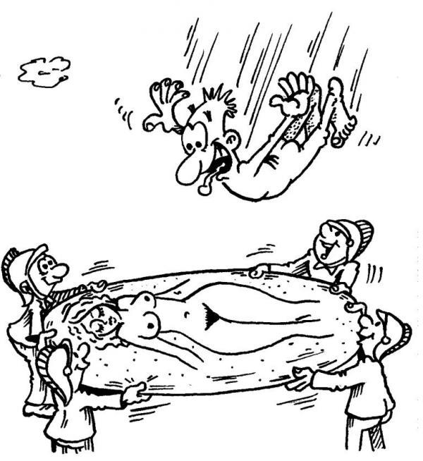 Карикатура: Основной инстинкт, Юрий Кумыков