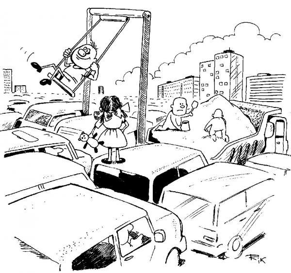 Фотошоп карикатура на чиновников