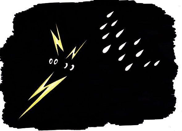 Карикатура: Ноябрь, Владимир Уваров