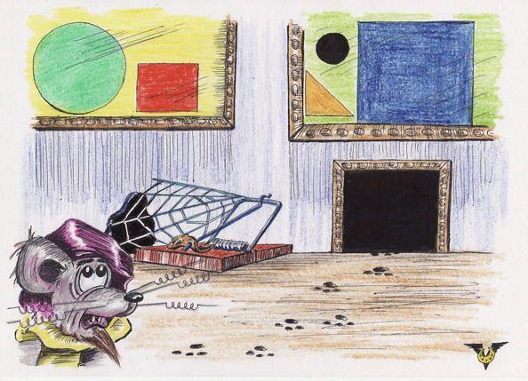 Карикатура: Творческий подход, Владимир Уваров