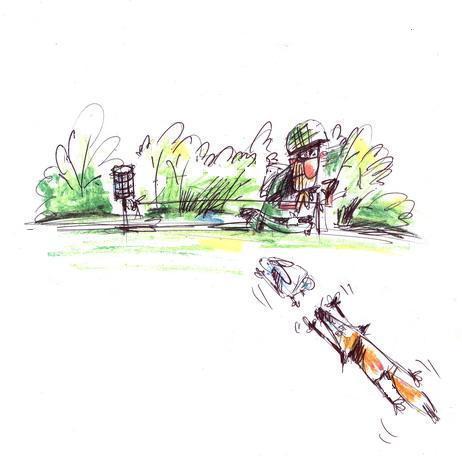 Карикатура: Сапер...., Iofik