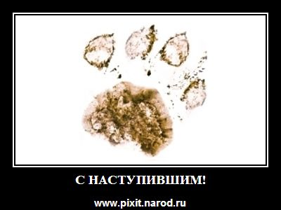 Карикатура: C наступившим!, Дмитрий Лавренков