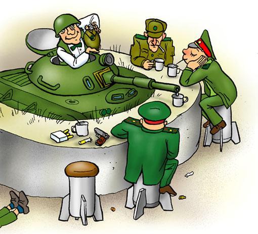 сценарий встречи из армии тематический торговых