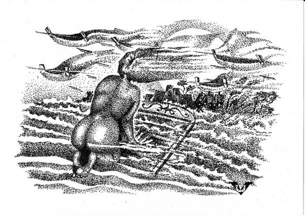 Карикатура: Океанида Ваниш, Владимир Уваров