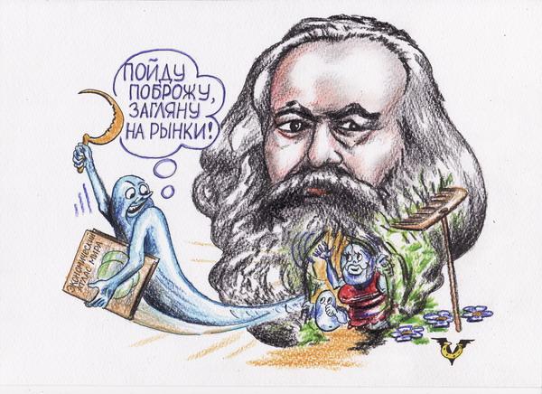 Карикатура: Касперизм, Владимир Уваров