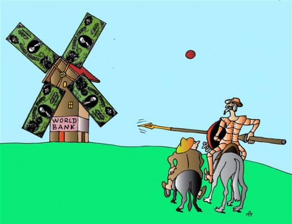 Карикатура: Ломанческий, Alexei Talimonov