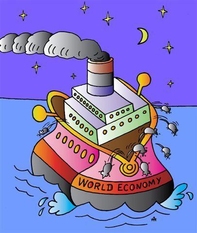 Карикатура: Крысы, Алексей Талимонов