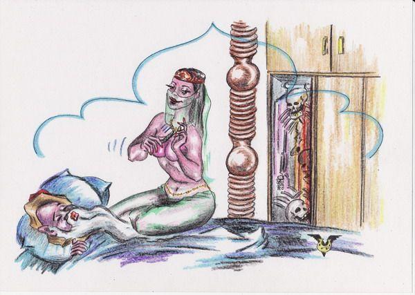 Карикатура: Дозволенные речи, Владимир Уваров