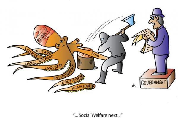 Карикатура: Бюджет, Алексей Талимонов