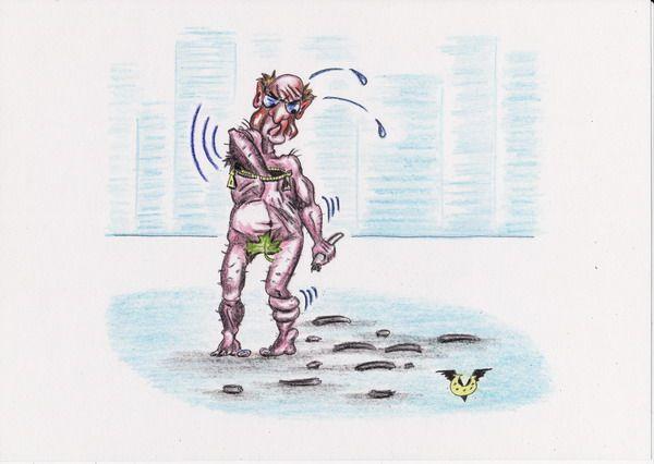 Карикатура: Неудачные браки, Владимир Уваров