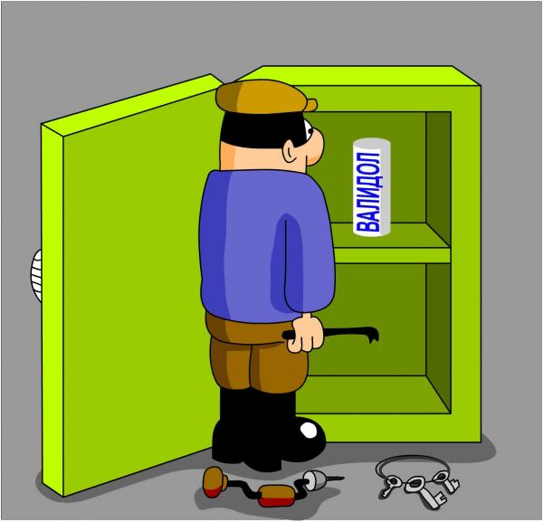 Карикатура: Забота, Дмитрий Бандура