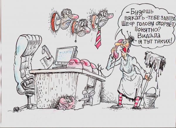 Карикатура: Аргументы и факты, Бауржан Избасаров