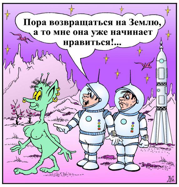 Карикатура: вечный зов, виктор дидюкин